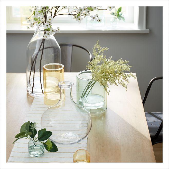 Hearth and Hand Mini Jug Glass Vase