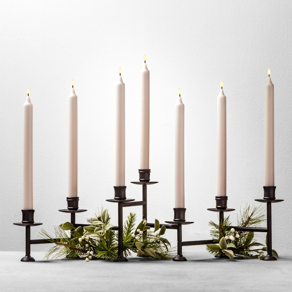 Hearth and Hand Candelabra Candle holder