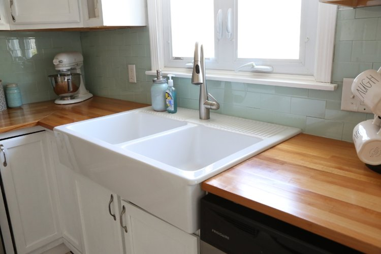 Famous Ikea Domsjo Farmhouse Sink 1 Year Review — Weekend Craft WS91