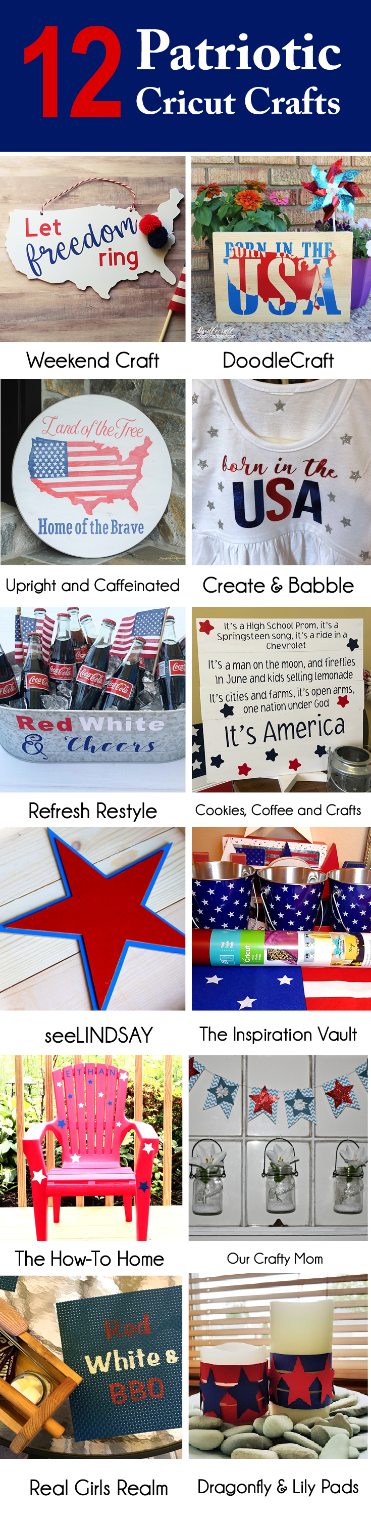 12 Patriotic Crafts