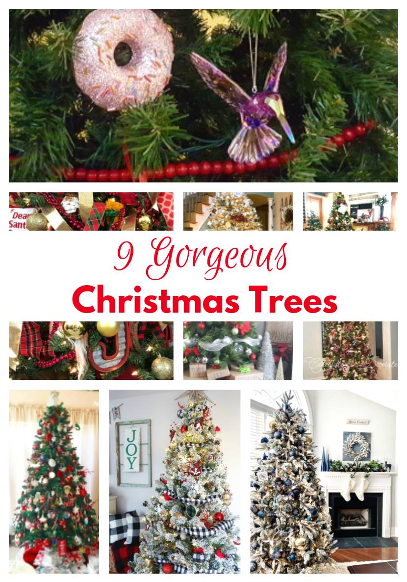 9 Gorgeous Christmas Trees