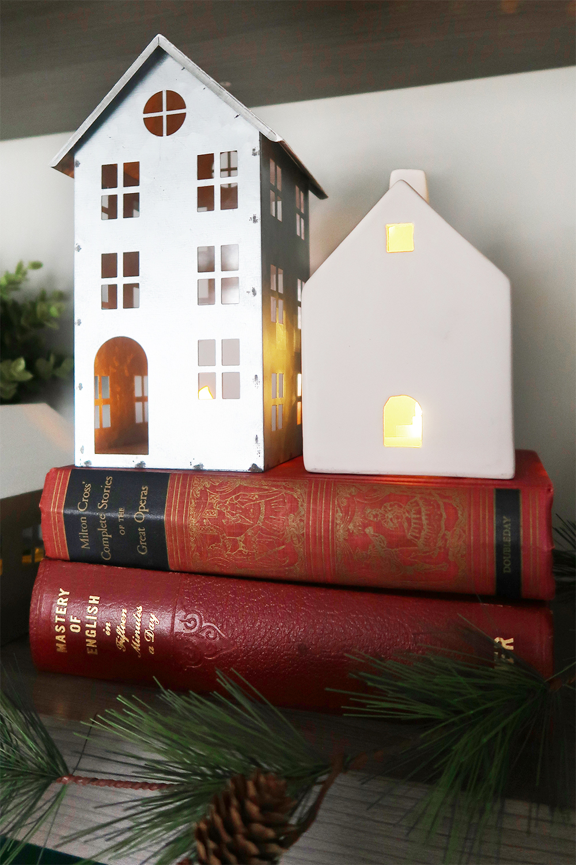 Christmas Floating Shelves 4
