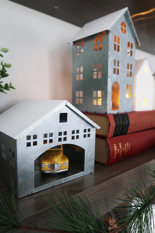 Christmas Floating Shelves 7