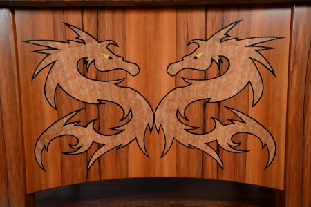 Marquetry and Inlay