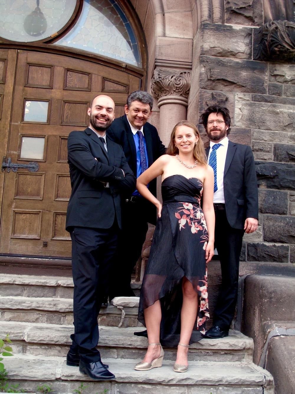 @ Payadora Tango Ensemble