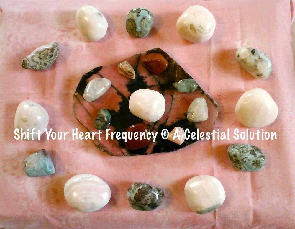 Shifting Your Heart Frequency Card