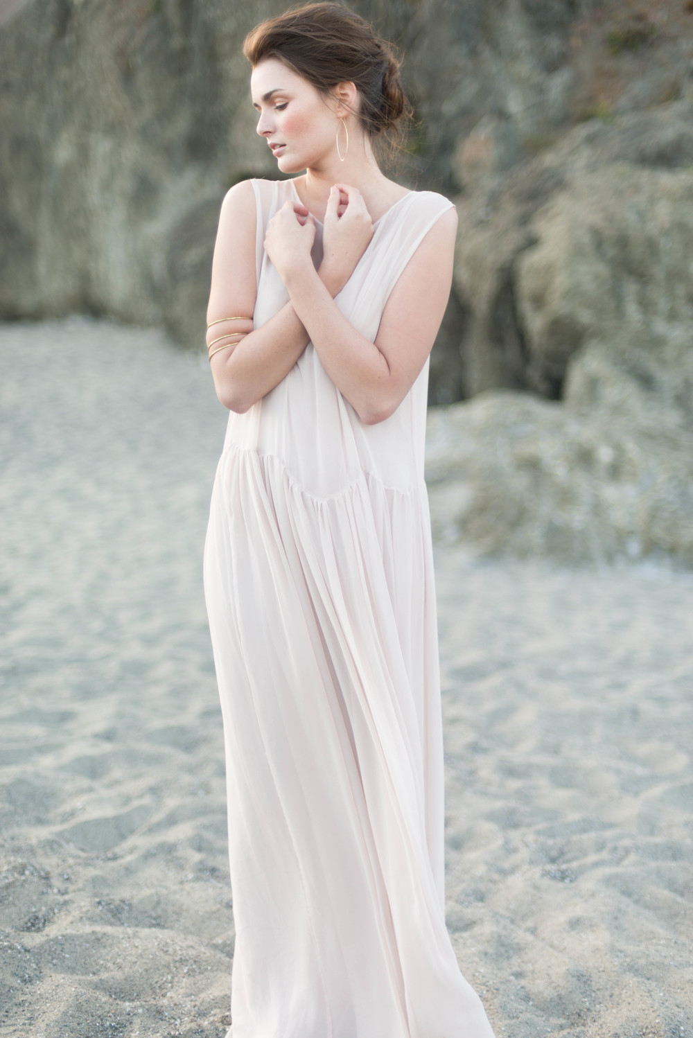 Meghan Mehan Fine Art Photography - Elk, California - Beach Bridal_Chloe - 006-2.jpg