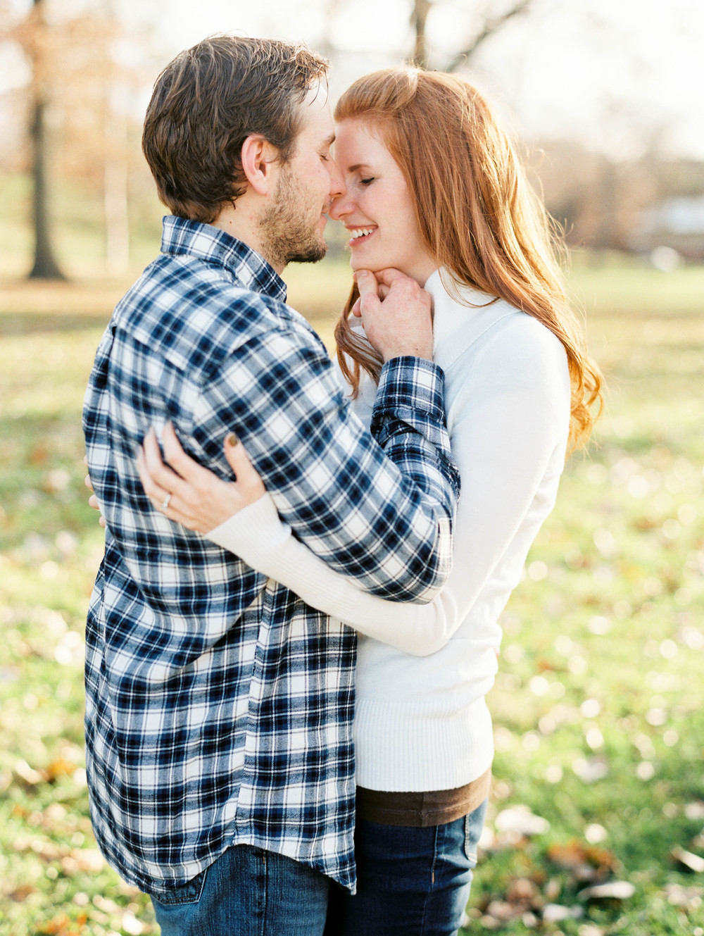 Catherine + Michael - St. Louis Forest Park Engagement - 028.jpg