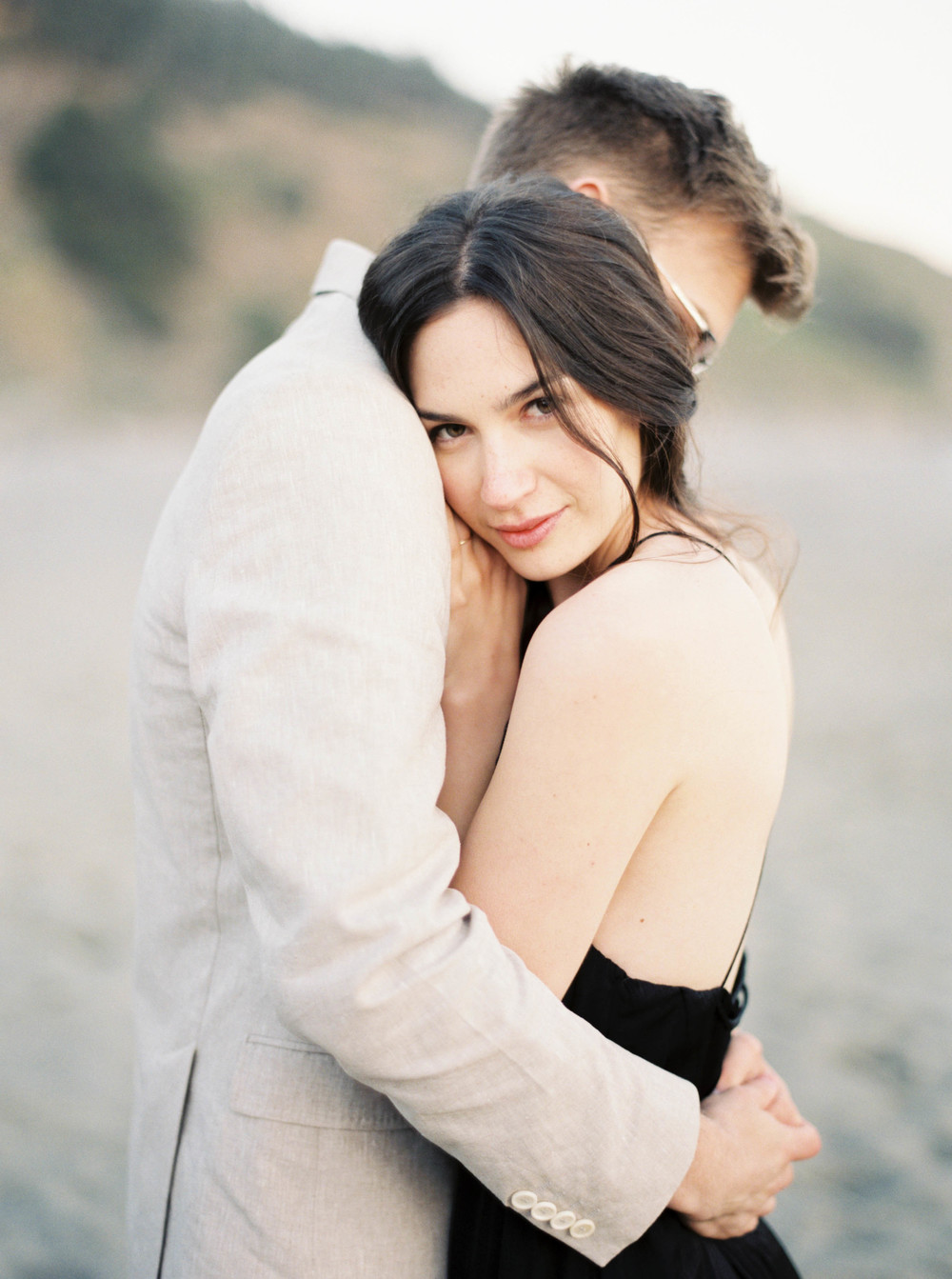 Meghan Mehan Fine Art Photography - Elk, California - Beach Engagement_Jillian and Alex - 001.jpg