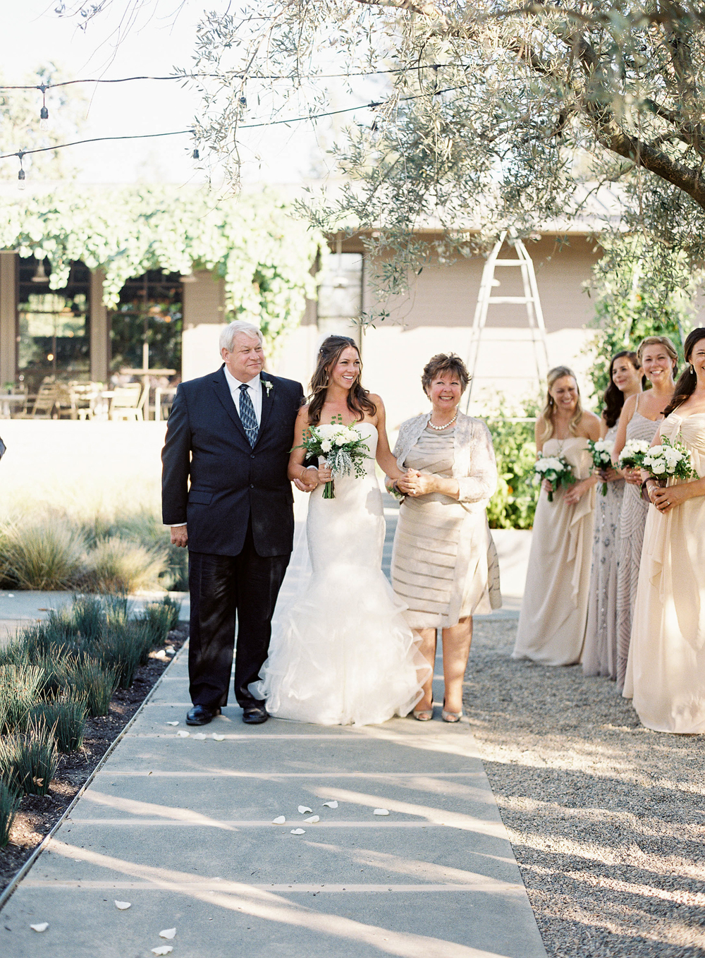 Shed healdsburg wedding