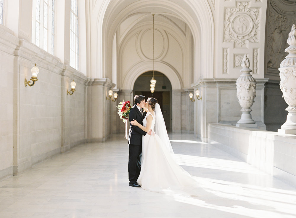 Meghan Mehan Photography - California Wedding Photographer | San Francisco City Hall Wedding 031.jpg