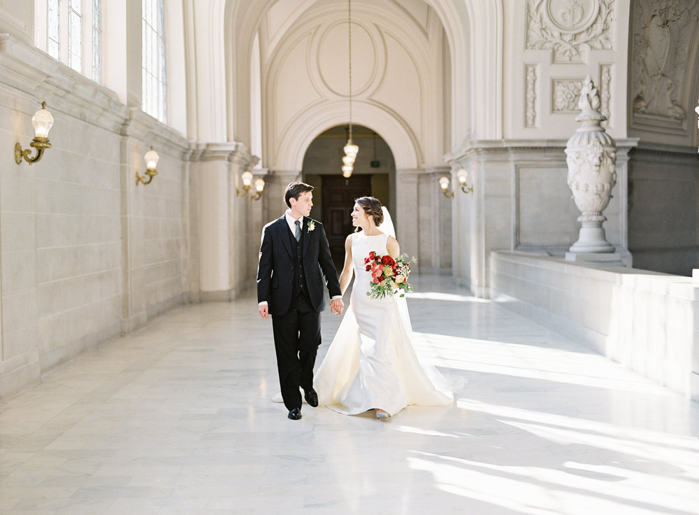 Meghan Mehan Photography - California Wedding Photographer | San Francisco City Hall Wedding 033.jpg