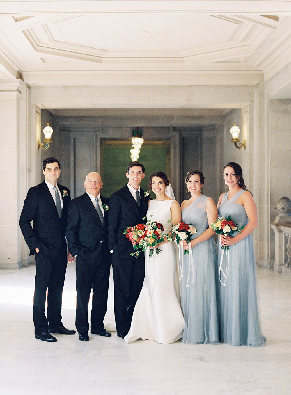 Meghan Mehan Photography - California Wedding Photographer | San Francisco City Hall Wedding 067.jpg
