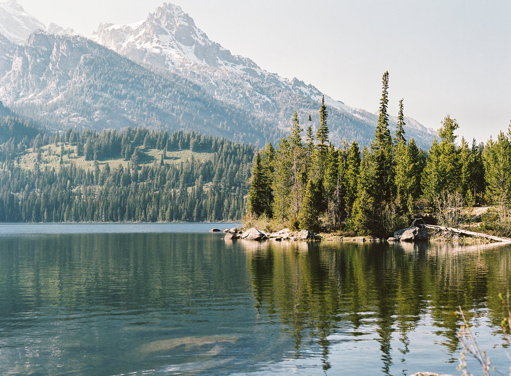 grand tetons | wyoming