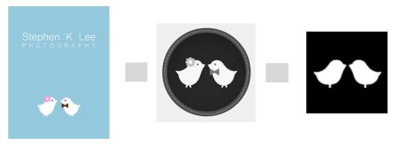 Stephen K Lee Photography logo evolution 2009 - present