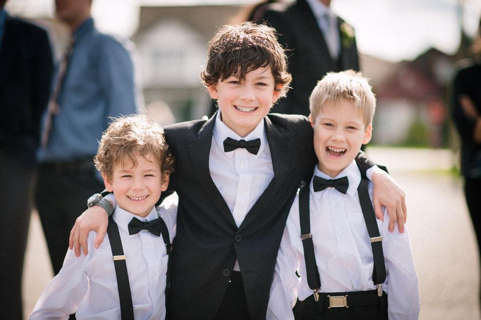 Vancouver Wedding Photographer - Kids