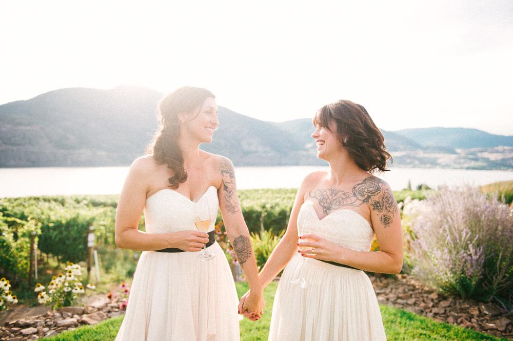 LGBT Wedding Photography Vancouver