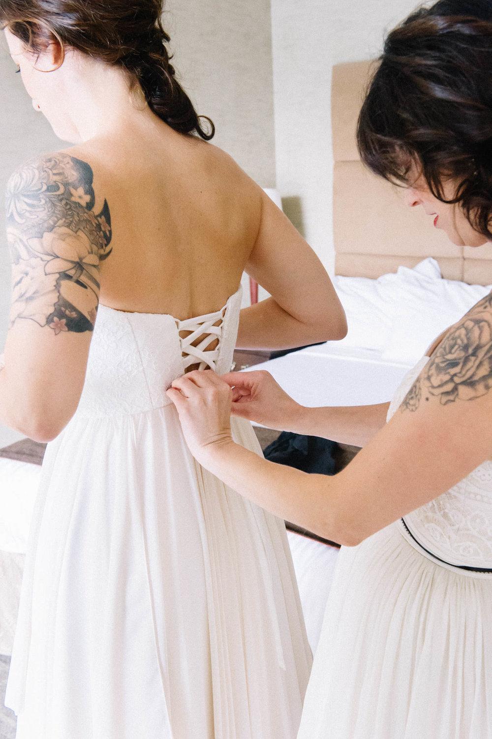 Vancouver LGBT wedding photography