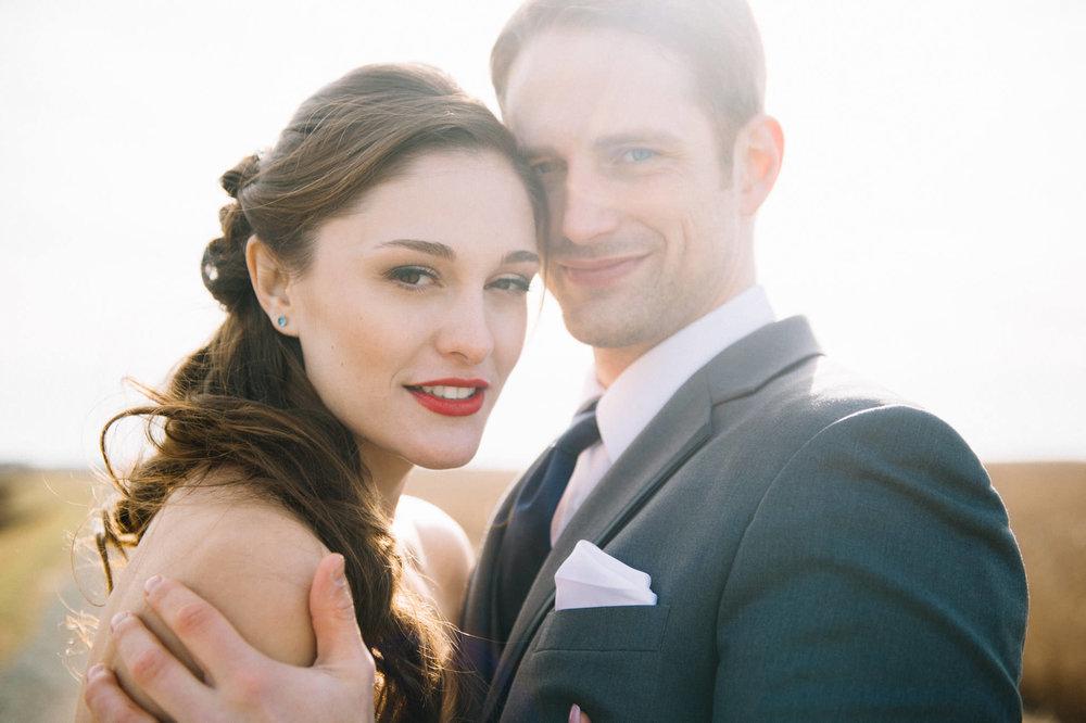 Wedding photo locations near UBC Boathouse