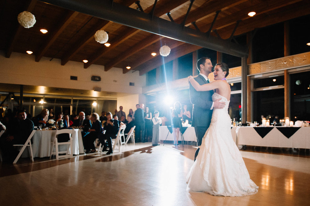 UBC Boathouse wedding