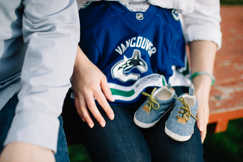 Vancouver maternity photography session