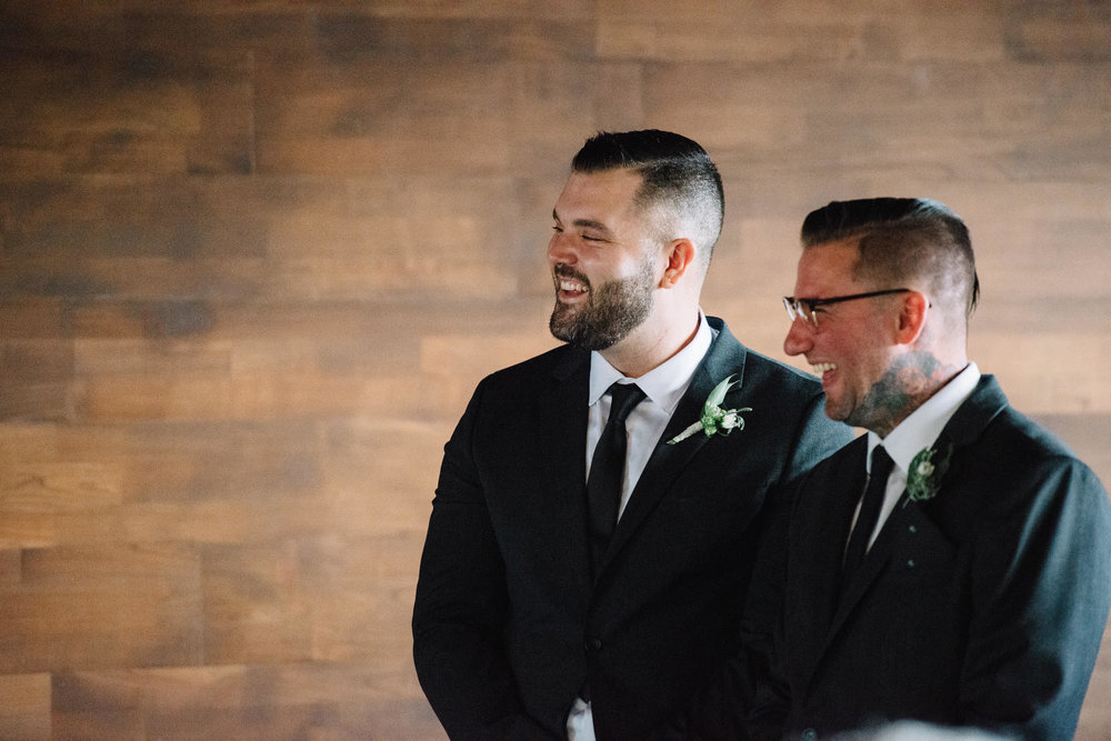 Vancouver Soundhouse Studios wedding