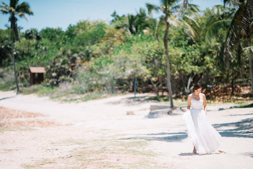 Varadero Cuba destination wedding photographer