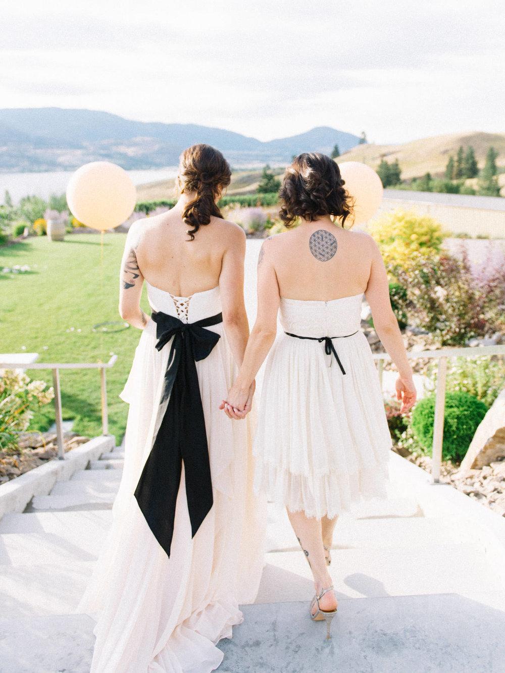 Vancouver LGBT wedding photographer