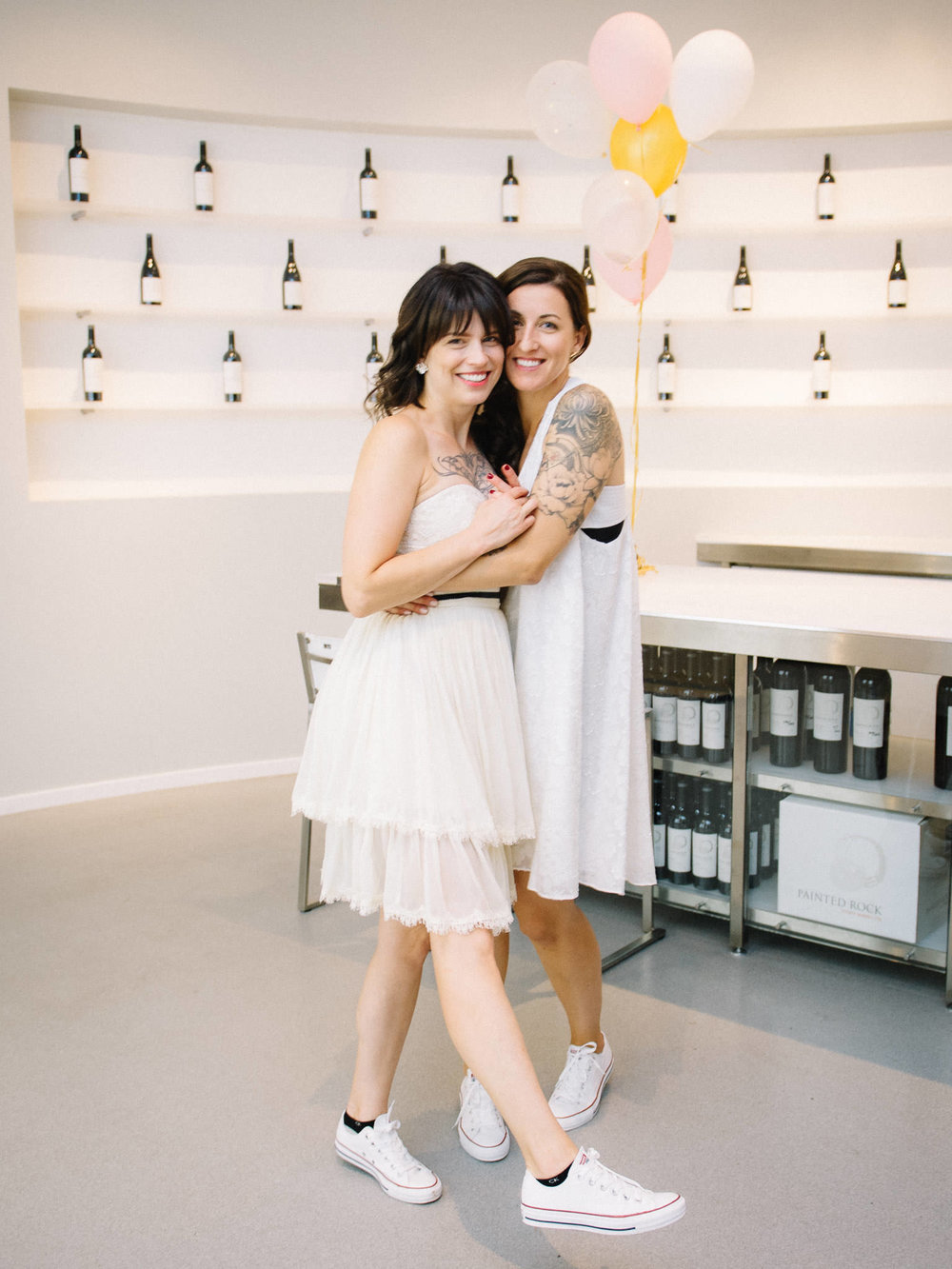 Vancouver LGBT wedding photography