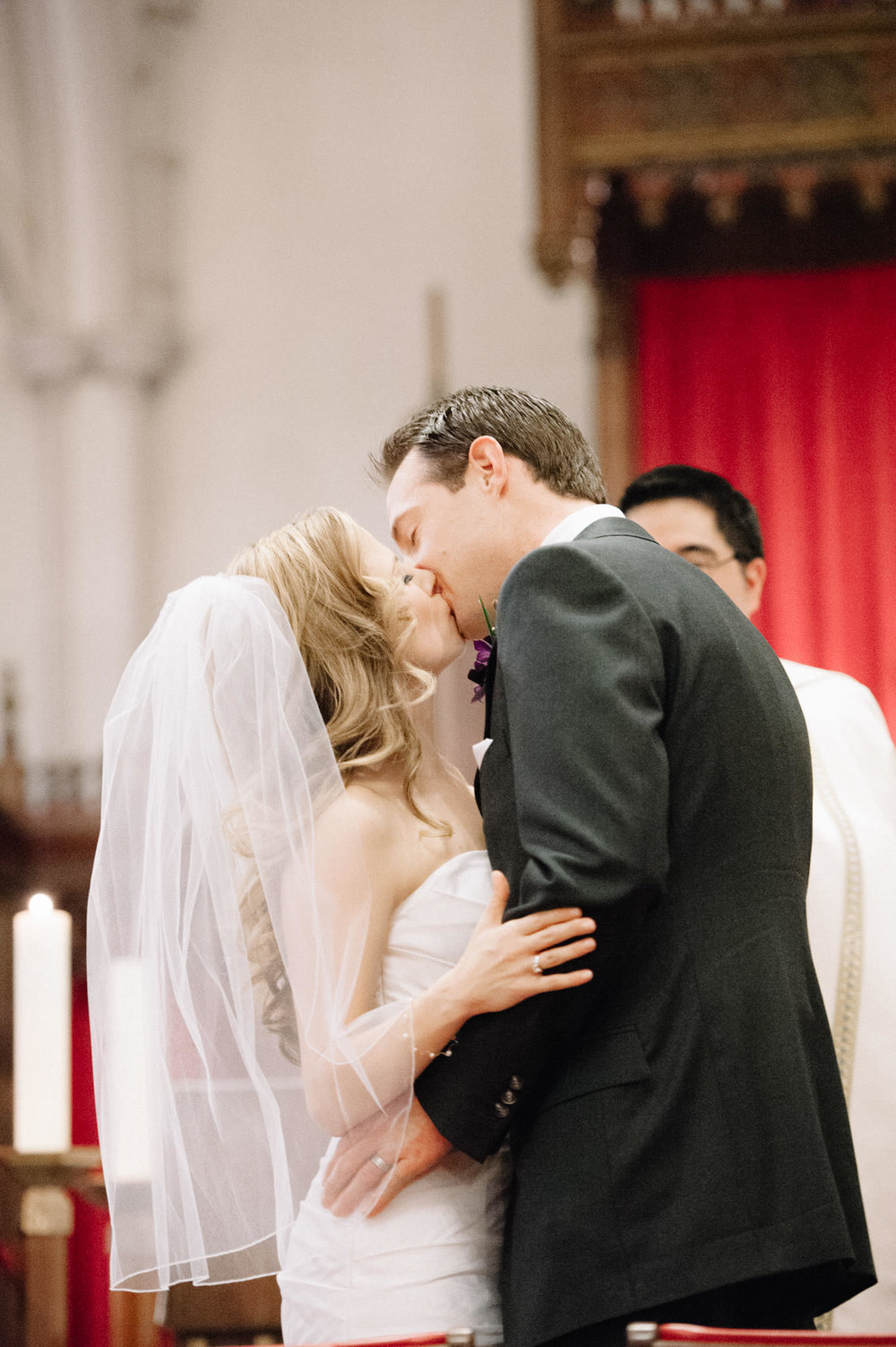 Saint Basil's Church wedding
