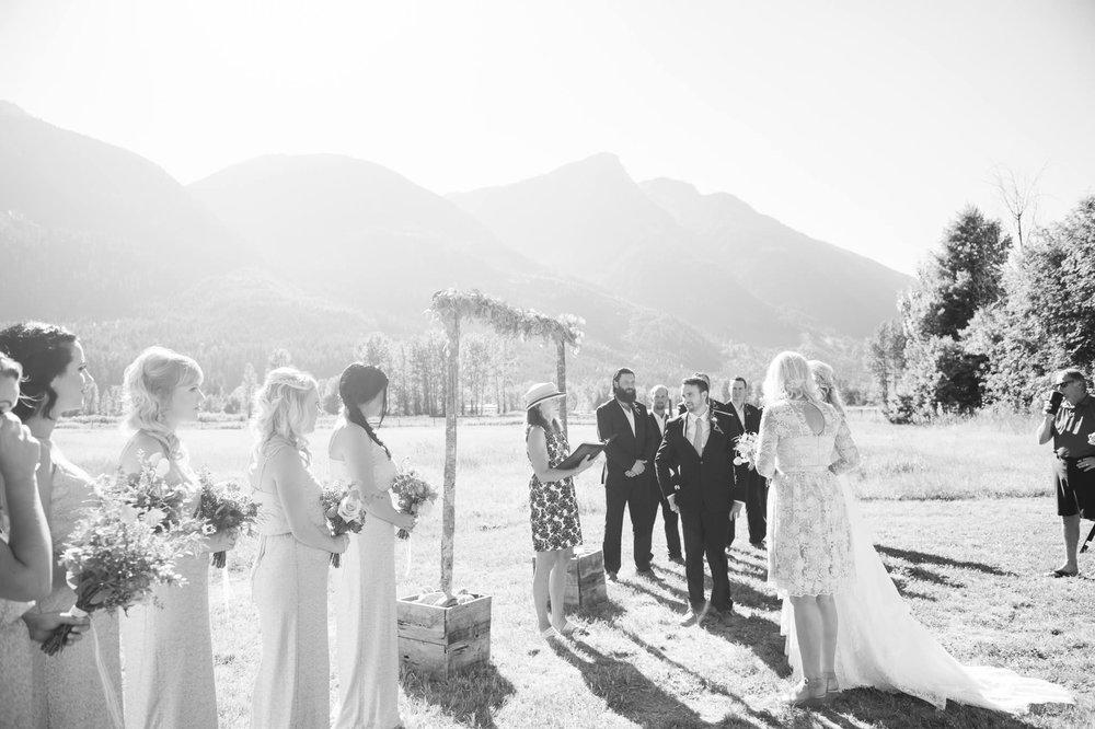Whistler wedding photography