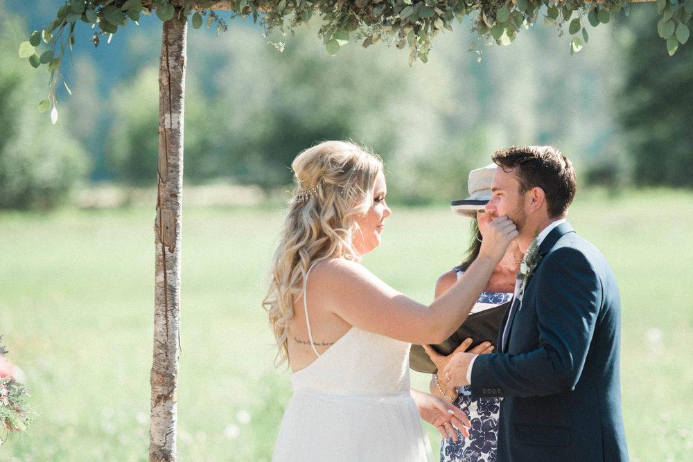 Pemberton wedding photography