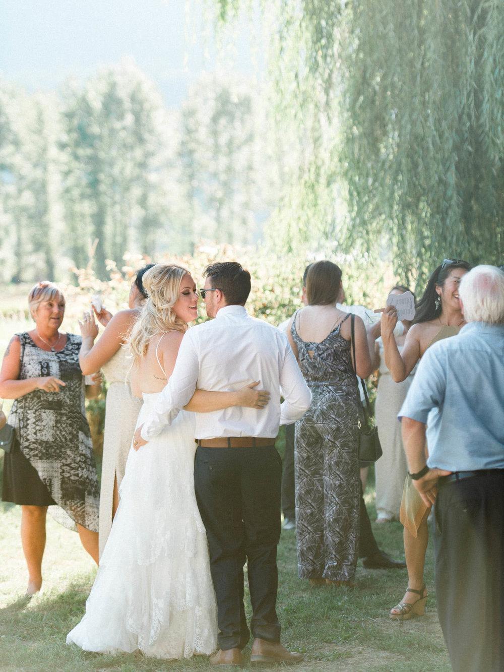 Pemberton wedding