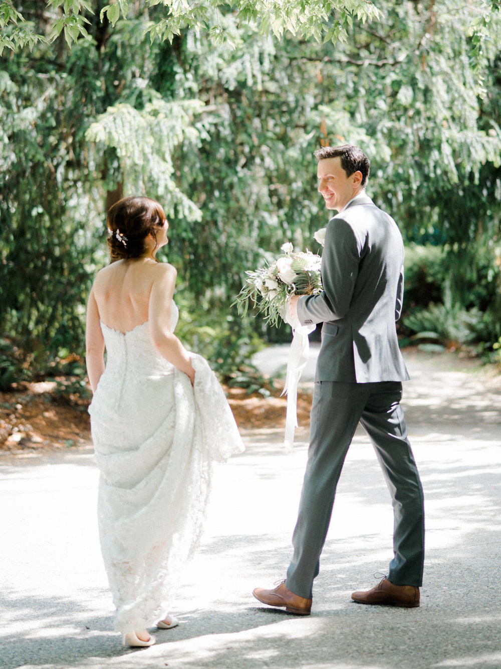 First look at Shaughnessy Restaurant wedding
