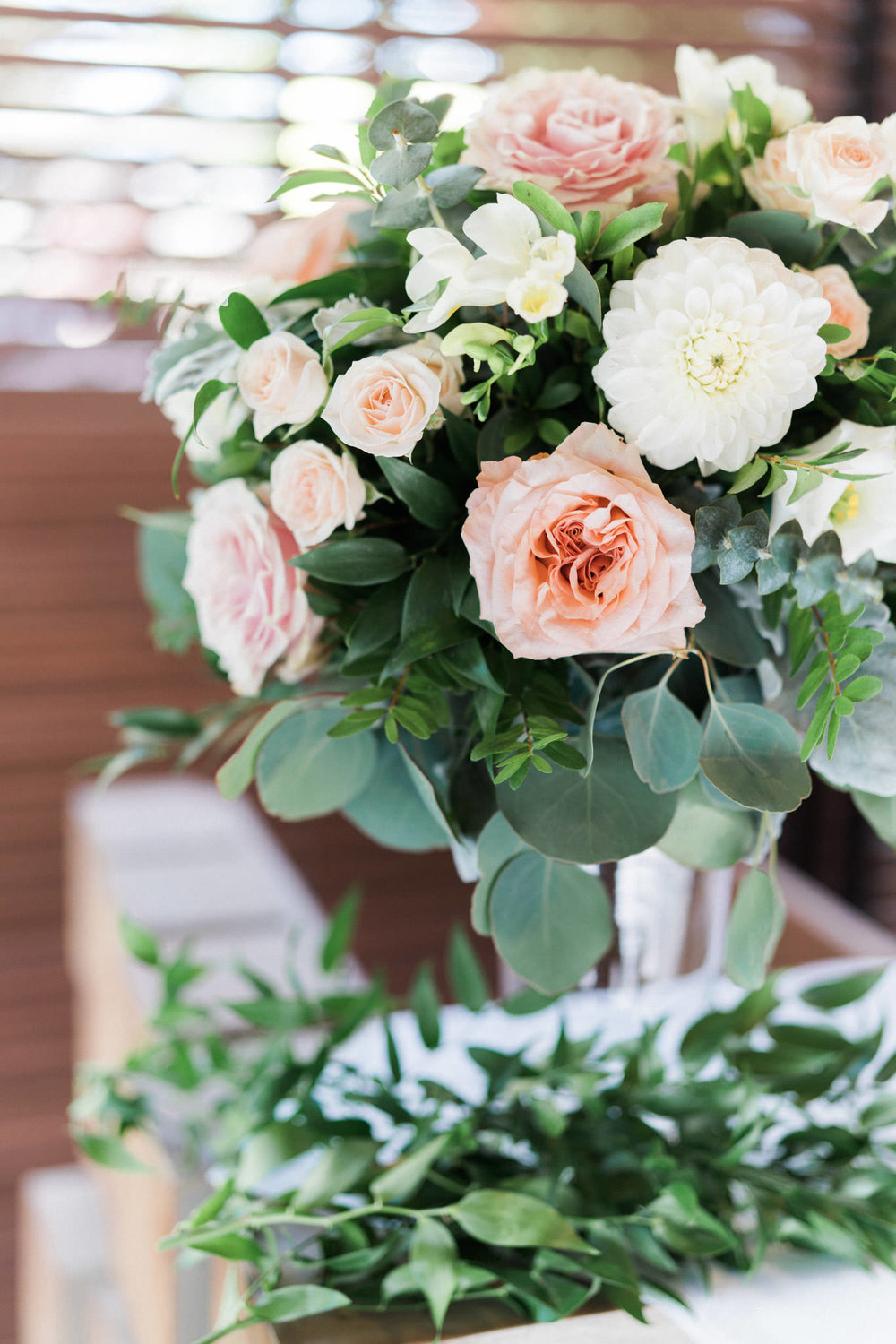 Thomas Hobbs wedding flowers