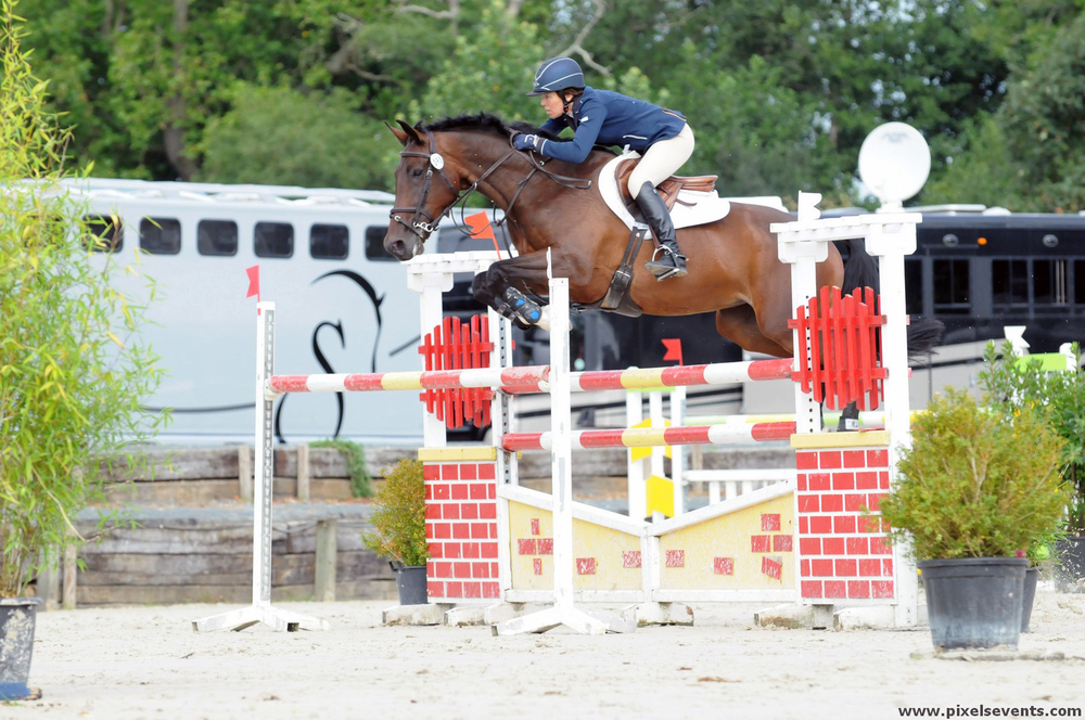 Emma 6 year old Grand Prix