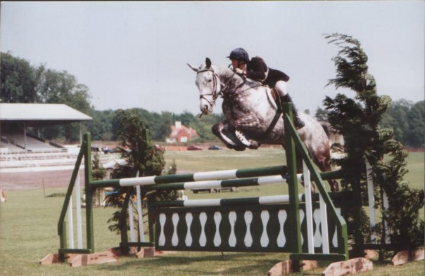 Spring Spartan - Tidworth Horse Trials 1992 - 3rd Intermediate.