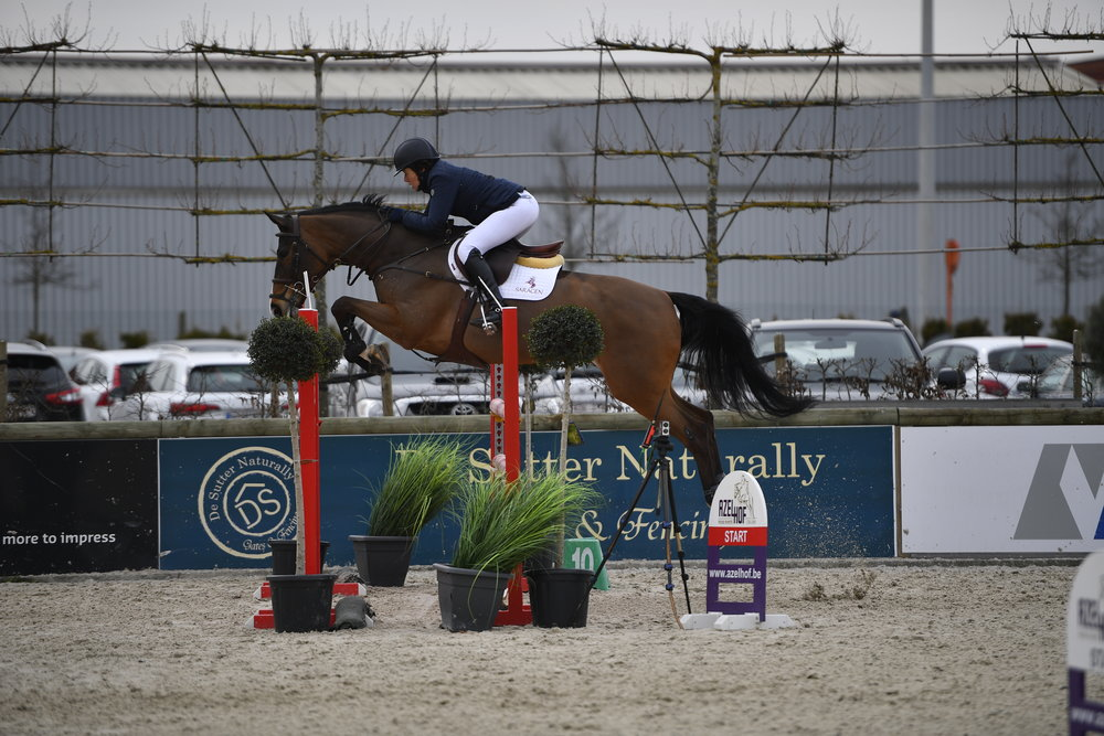 Kvint CSI1* Grand Prix Lier Week 1