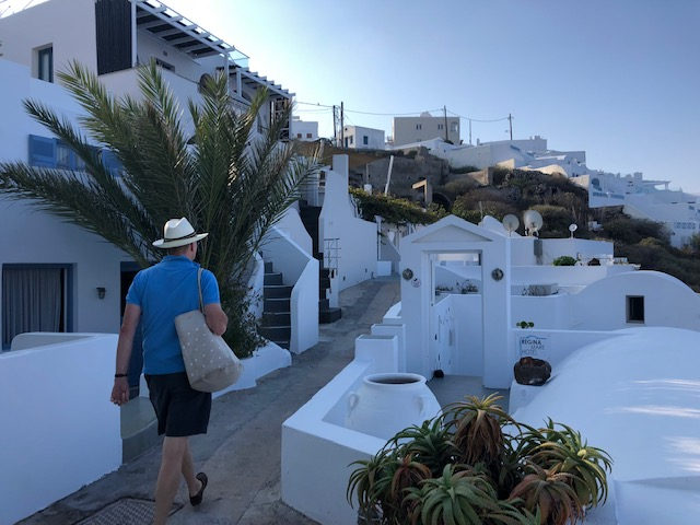 The Path to Thira