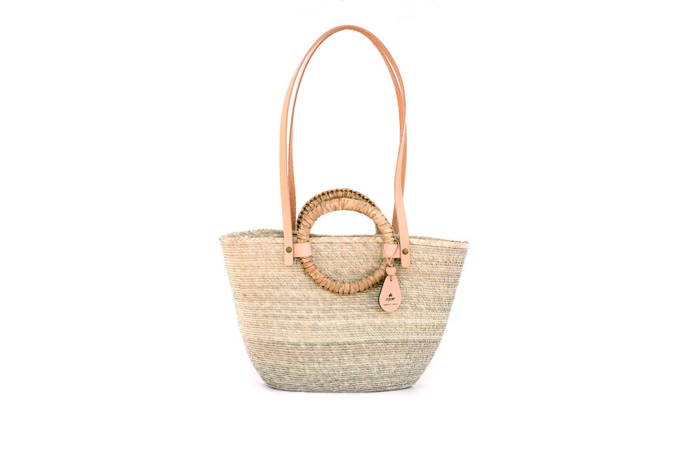 MERCADO COLLECTION : TOTE