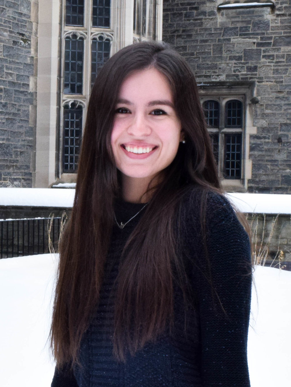 Vania Canales-Canales is in her fourth and final year at the University of Toronto where she is completing a major in Human Geography and minors in Political Science and in Latin American Studies. Her interests include global affairs, digital marketing, and voting behavior. She has previously interned with U.S PIRG's democracy initiative where she helped campaign to reduce the influence of big money in politics. She has been a videographer for University of Toronto's Student Life Communications, and aspires to work in Marketing in the nearby future.