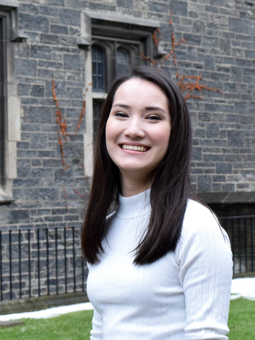 Kate Schneider is a first year student at Victoria College planning on majoring in Political Science. Her interests in politics tend towards Canadian politics, public policy, and political theory. In her spare time, Kate helps to run the Vic First Ministers Conference Simulation and is involved with several music activities, including the Hart House Orchestra and Vic Records. Kate is thrilled to be a first year representative on the APSS and looks forward to encouraging more first years to become involved with the many opportunities on campus.
