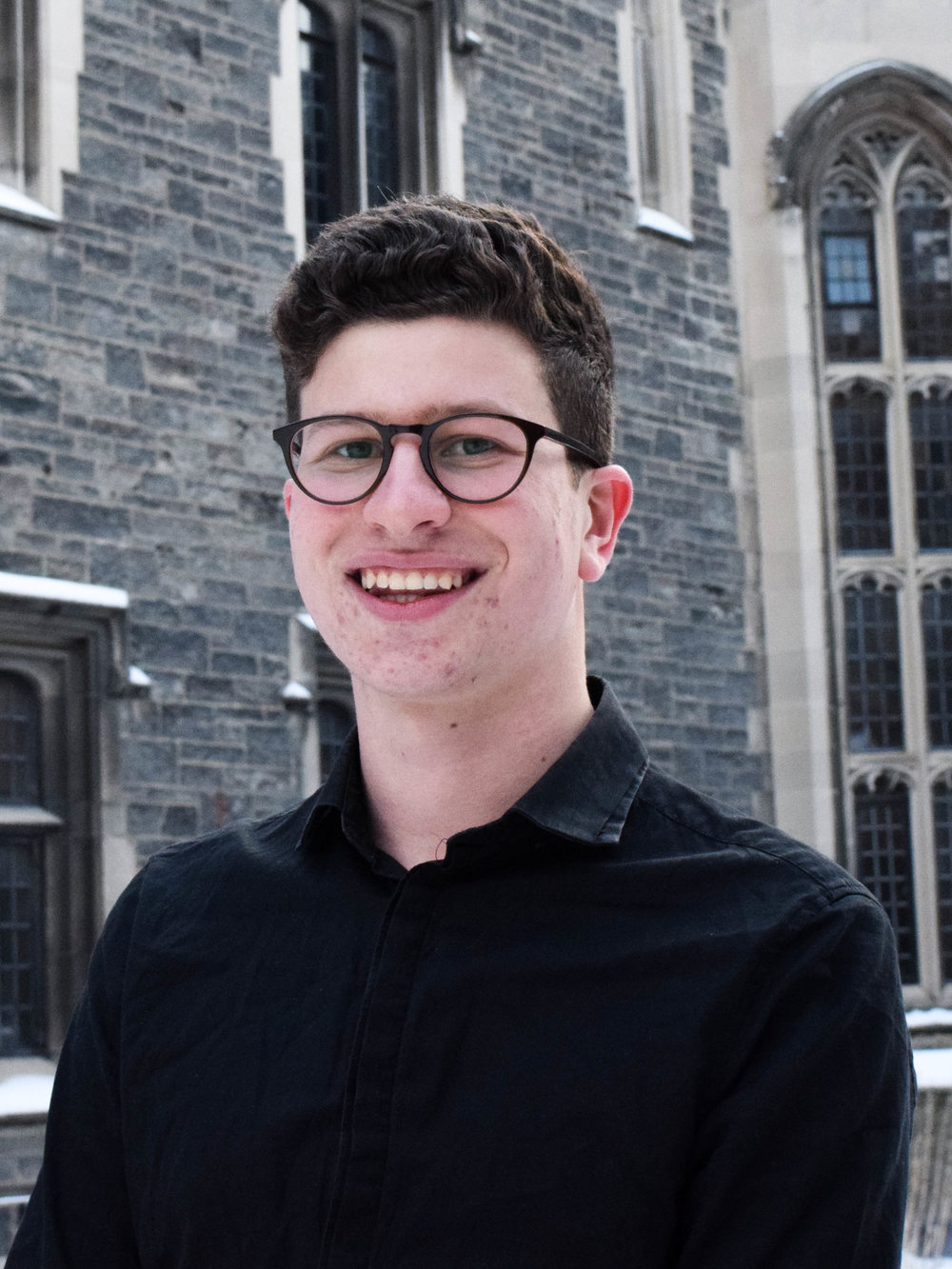 Sammy Lorinc is a first year student at U of T, and one of the first year representatives in the APSS. Coming from a background in cooking and culinary school, Sam now looks forward to applying to the Ethics, Society and Law Program, with a minor in political science. While still fresh to U of T, Sam has quite an interest in political science. As a first year representative, he hopes to help add new perspectives and opinions to the lively debate at the APSS.