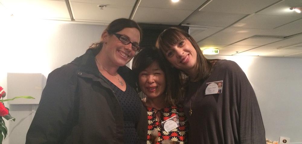 11. Melissa Huggins, Hiromi Morris, Frances Yamada.JPG