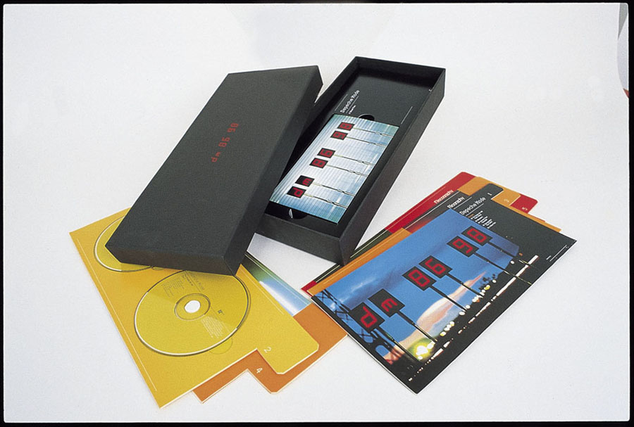 Depeche Mode 86 98 Promo box (1998)