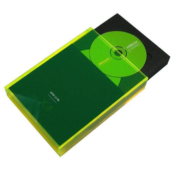 X Box press box (2000)