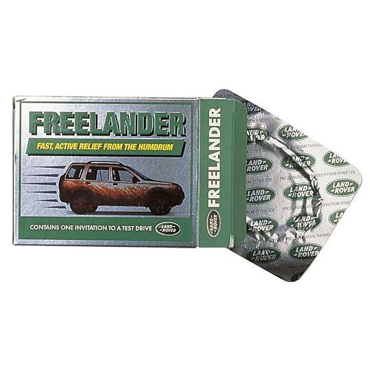 Freelander Fast Relief (1998)