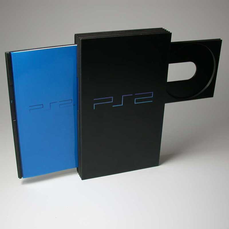 PS2 press kit (2000)