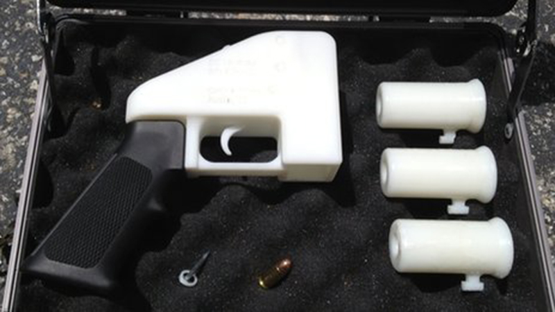 3D printing burst into the wider public consciousness when a working gun was produced