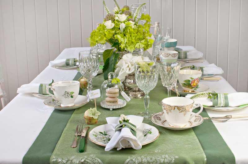 Weddings The Chipping Norton Tea Set